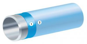 Dual Layer FBE pipe