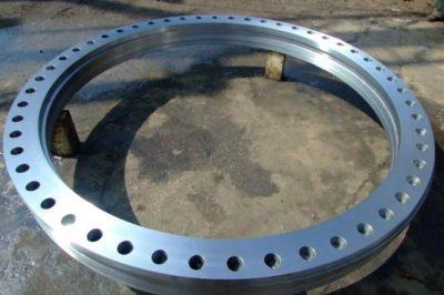 Large diameter flange-ASME B16.47