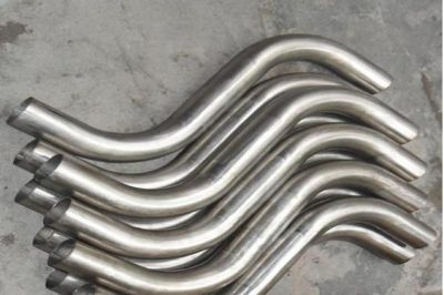 S Pipe Bend