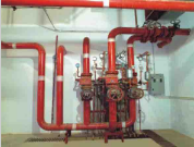 Fire control industry