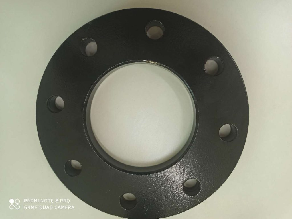 PE Coated flanges