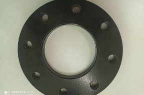 Plastic coated anti-corrosion steel pipe fittings and flanges